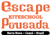 Escape Pousada Kiteschool Barra Nova Brazil